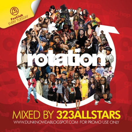 Rotation CD Cover (Front)