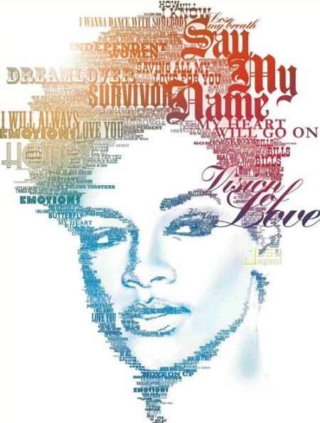 Rihanna Grammy Artwork