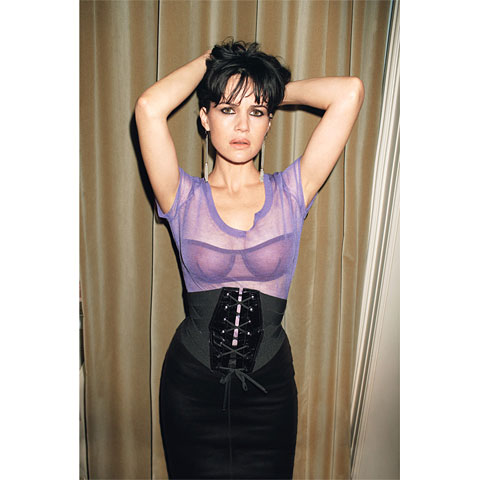 Confirm. Carla gugino see through think, that