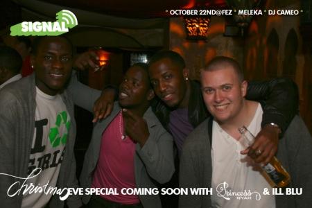 Signal 3 @ Fez Club Cambridge